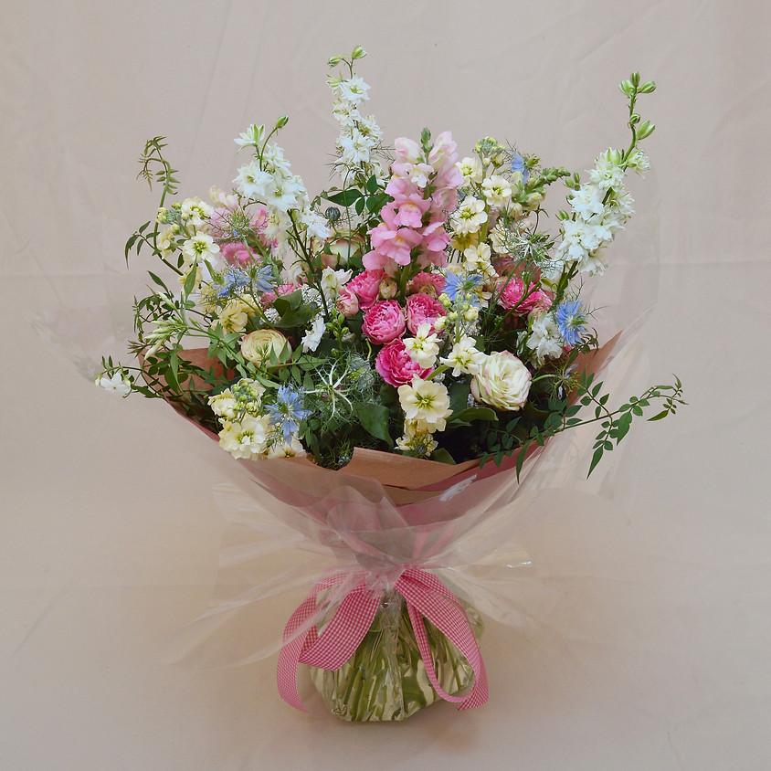 Mothers Day Bouquet Workshop