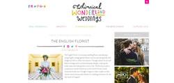 Whimsical Wonderland Wedding Blog