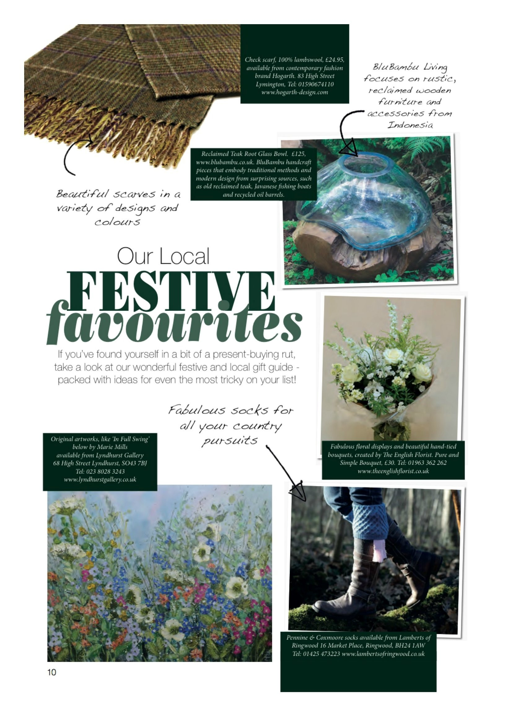 New Forest Living Magazine