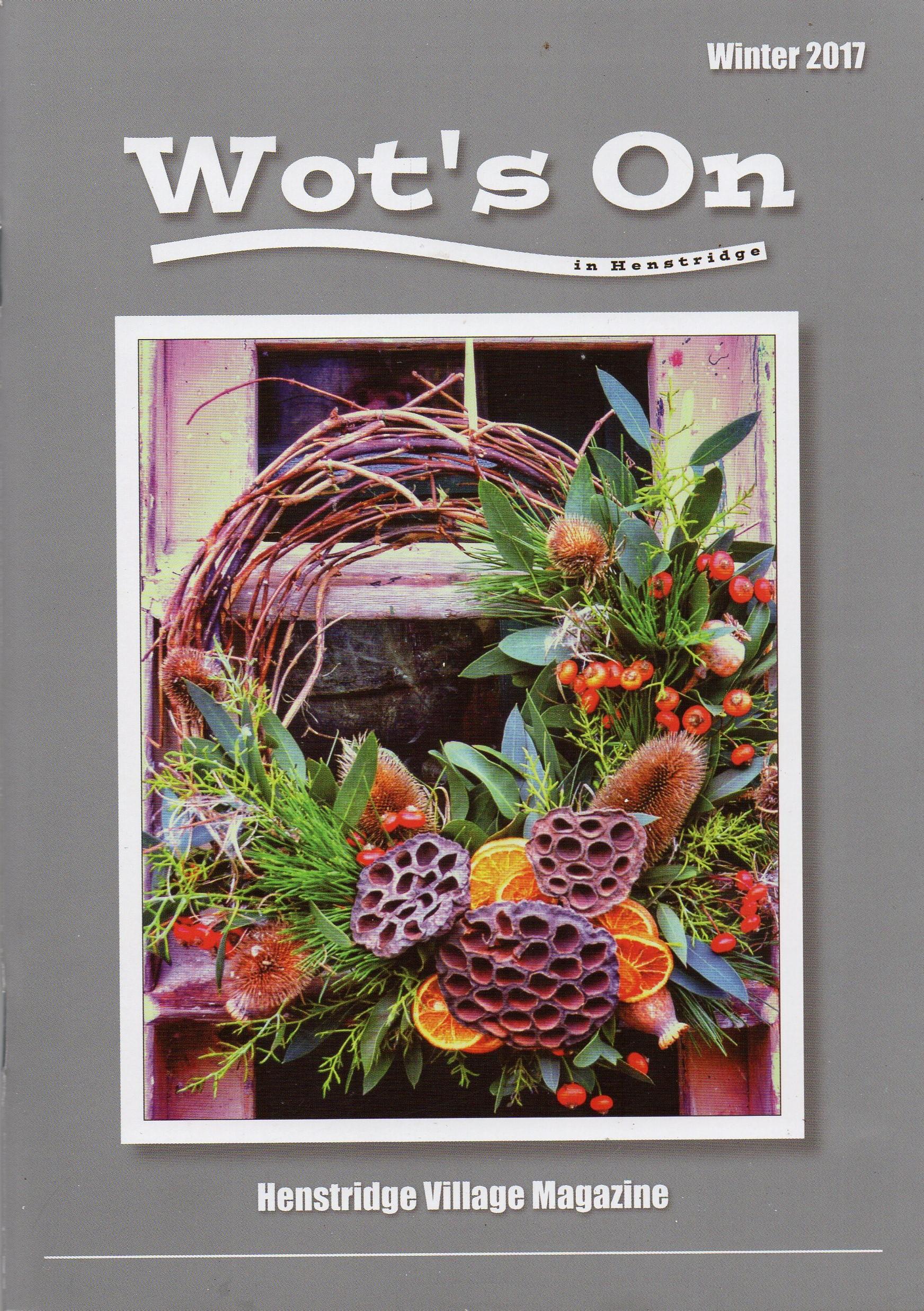 Wots On Magazine