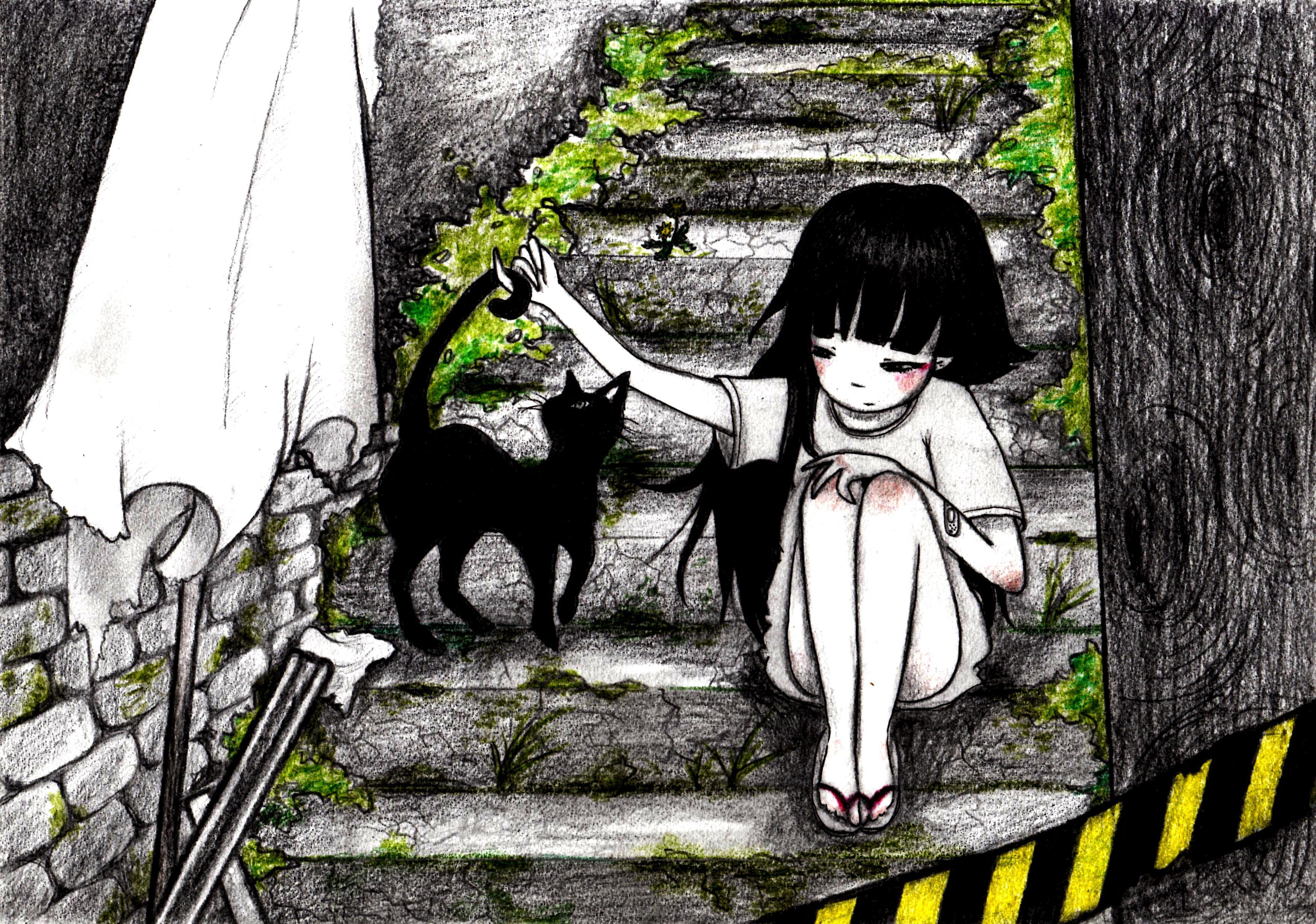 ゆびきり (黒猫財閥CDジャケット)