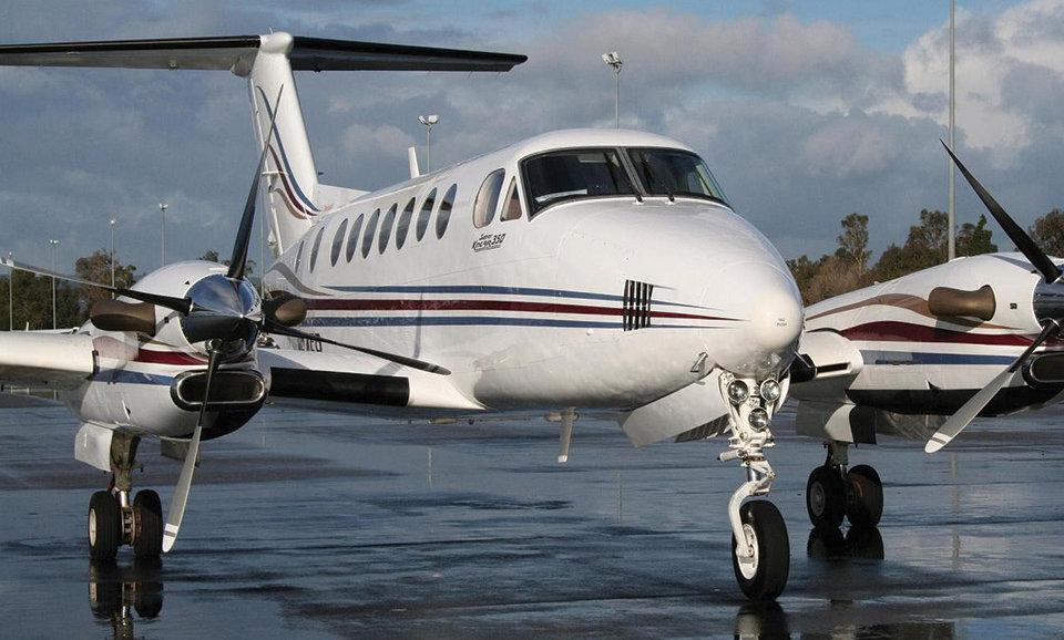 King Air-350