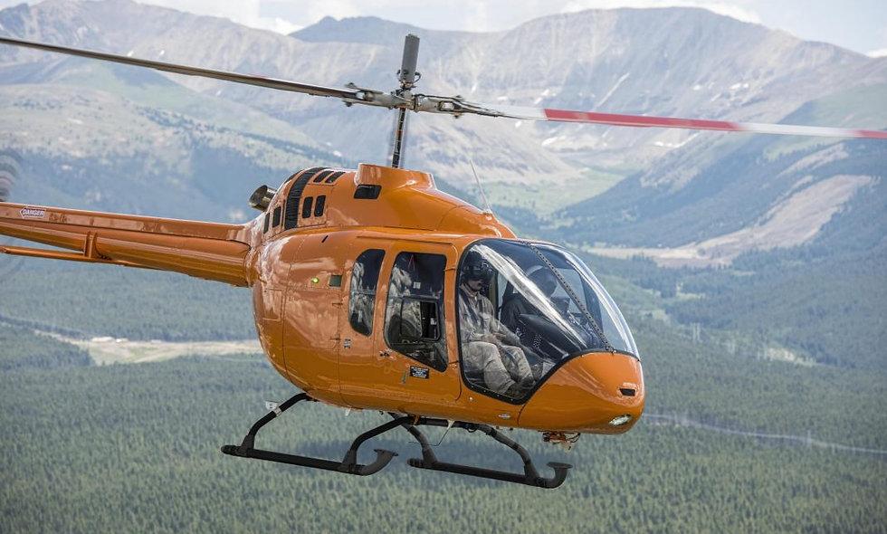 505 Jet RangerX