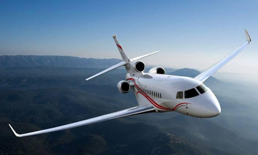 Falcon 800 EX/LX