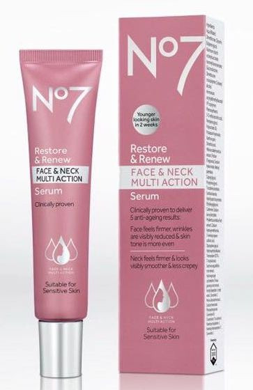 Boots 7 skin care