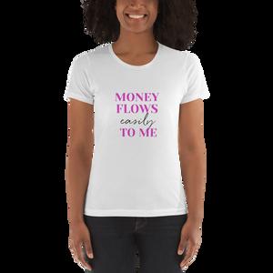 Money Flows Easily To Me