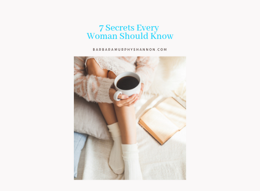 7 Secrets Every Woman Should Know