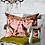 Thumbnail: Pink Passerine Pillow Cover