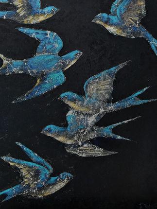 Bluebirds By Night