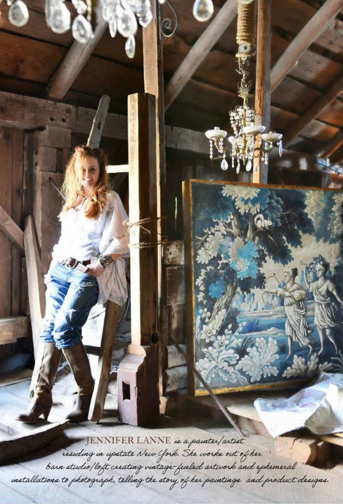 Jennifer Lanne Where Women Create