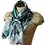 Thumbnail: Bluebirds Silk Scarf