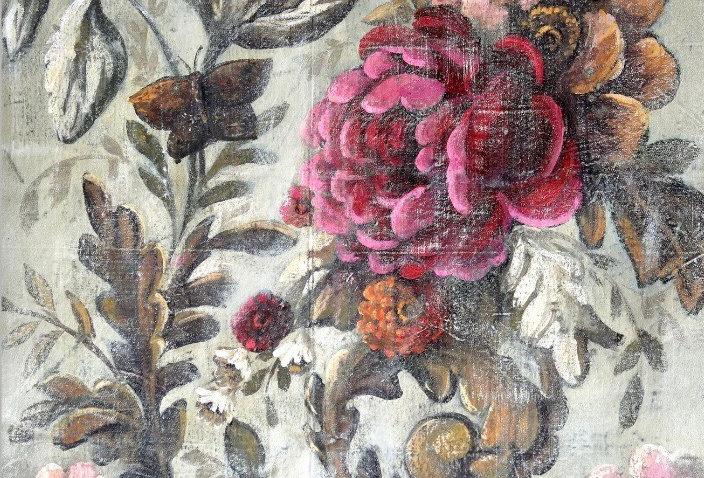 Emmeline Printed  Backdrop