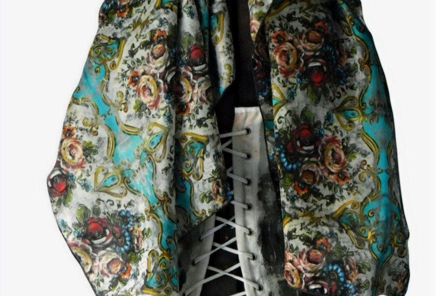 Folklore Silk Scarf