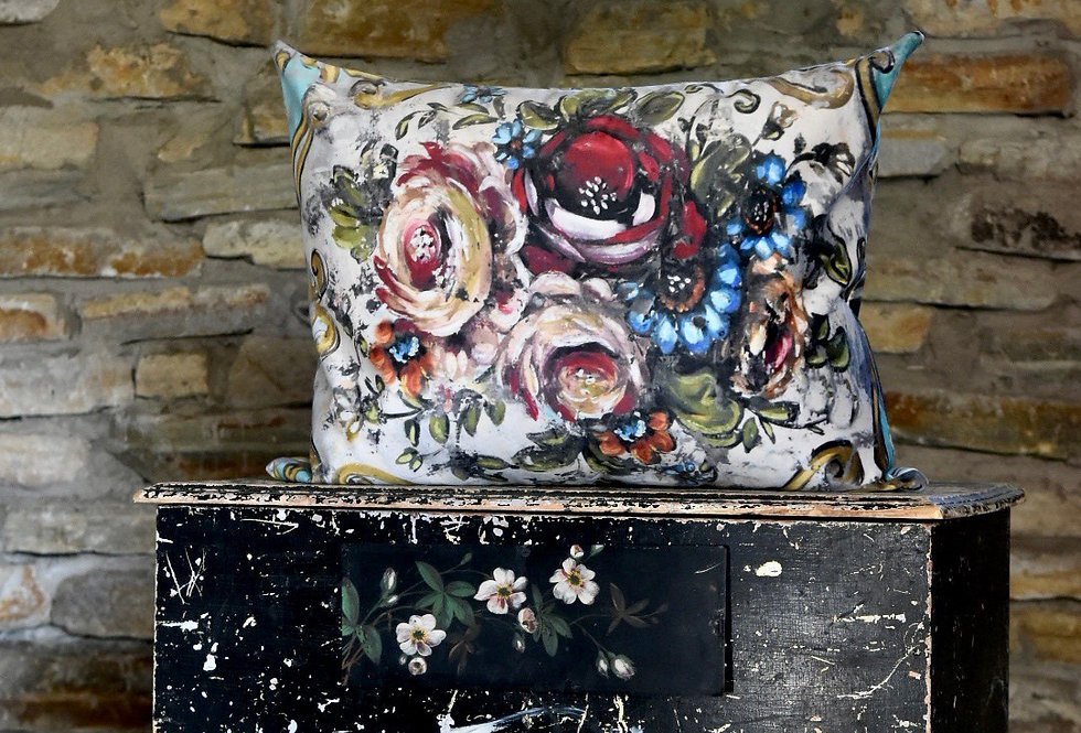 Folklore Pillow Cover