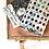 Thumbnail: Colours Cartouche Tea Towel