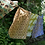 Thumbnail: Moss Rose Silk Scarf