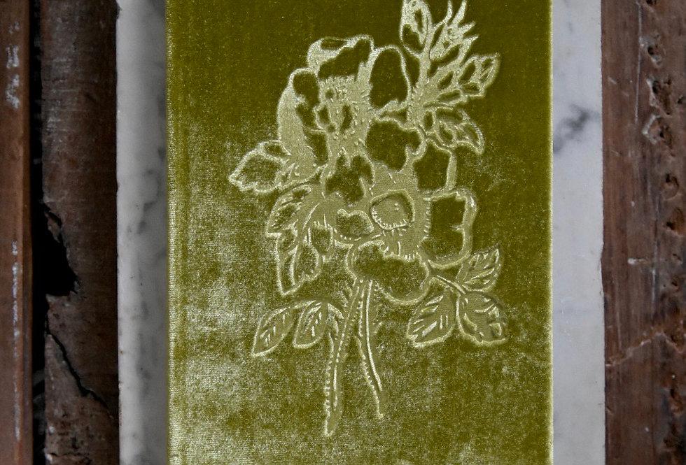 Velvet Book Oliver Green