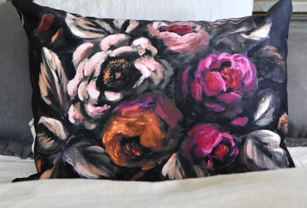 Sugarplum Pillow Cover
