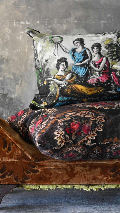 Well Mannered Pillows