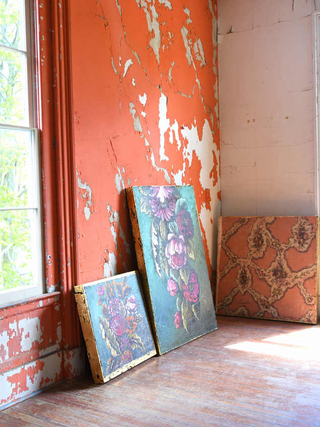 Photoshoot at the Dr. Oliver Bronson House in Hudson, New York with Jennifer Lanne