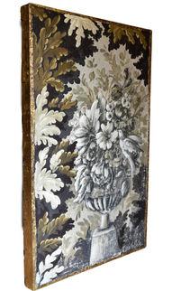 Wooded Persienne