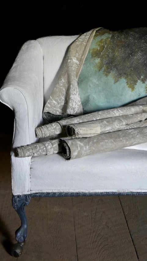 Rolls of Linen Landscapes