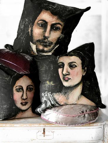 Portrait Pillows