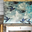 Thumbnail: Bluebirds Printed Backdrop with Gilding