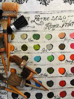 Jennifer Lanne color