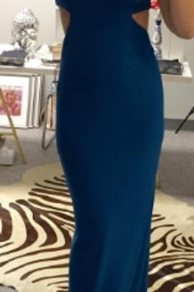 Natasha Cut Out Gown