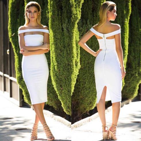 Bianca Blanca Dress
