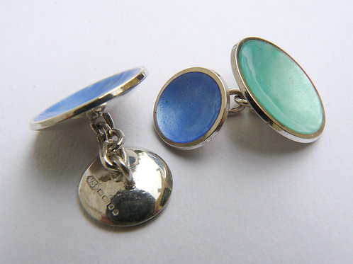 Dewdrop Double-ended Cufflinks