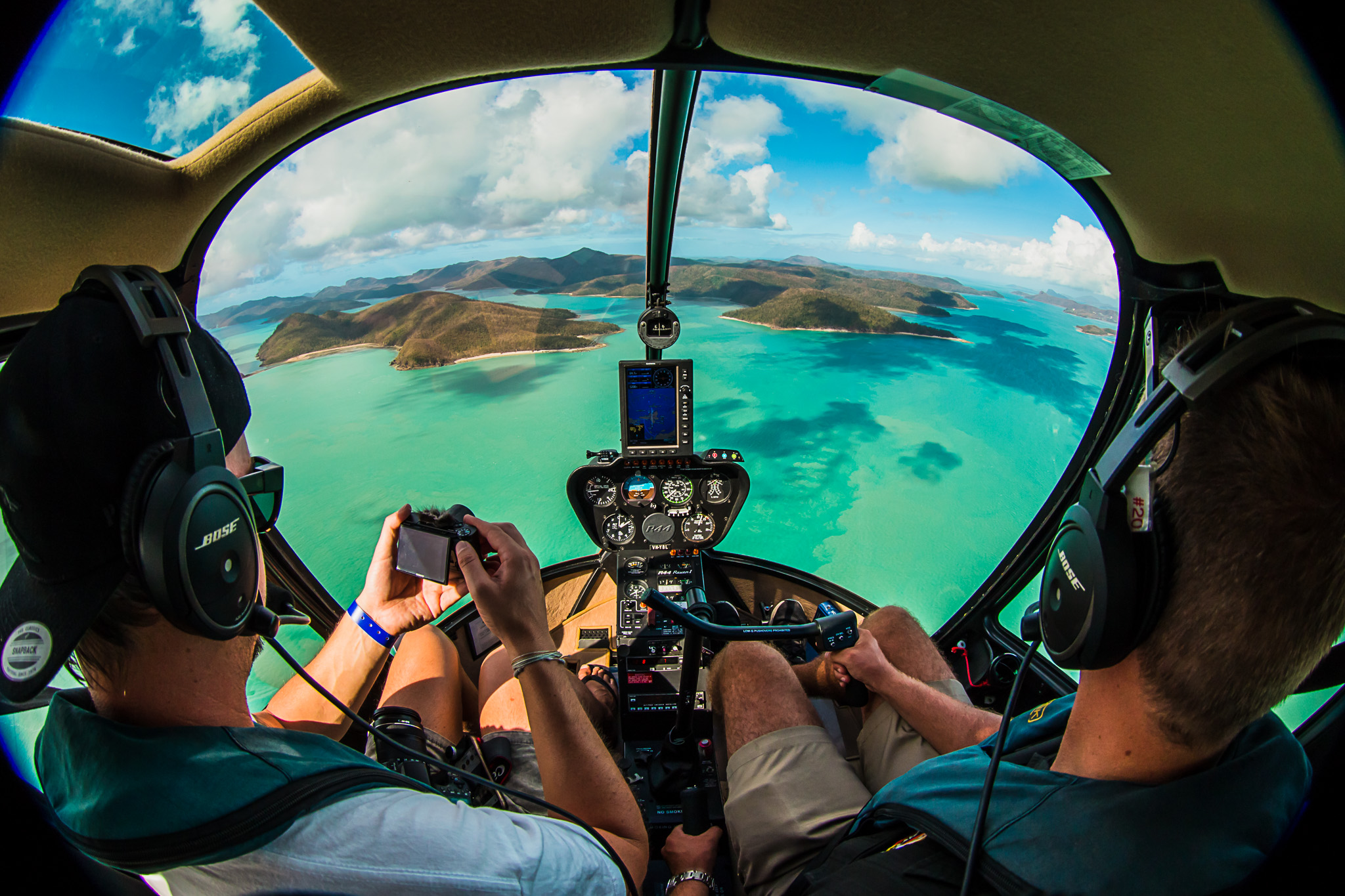 GSL Aviation, Airlie Beach
