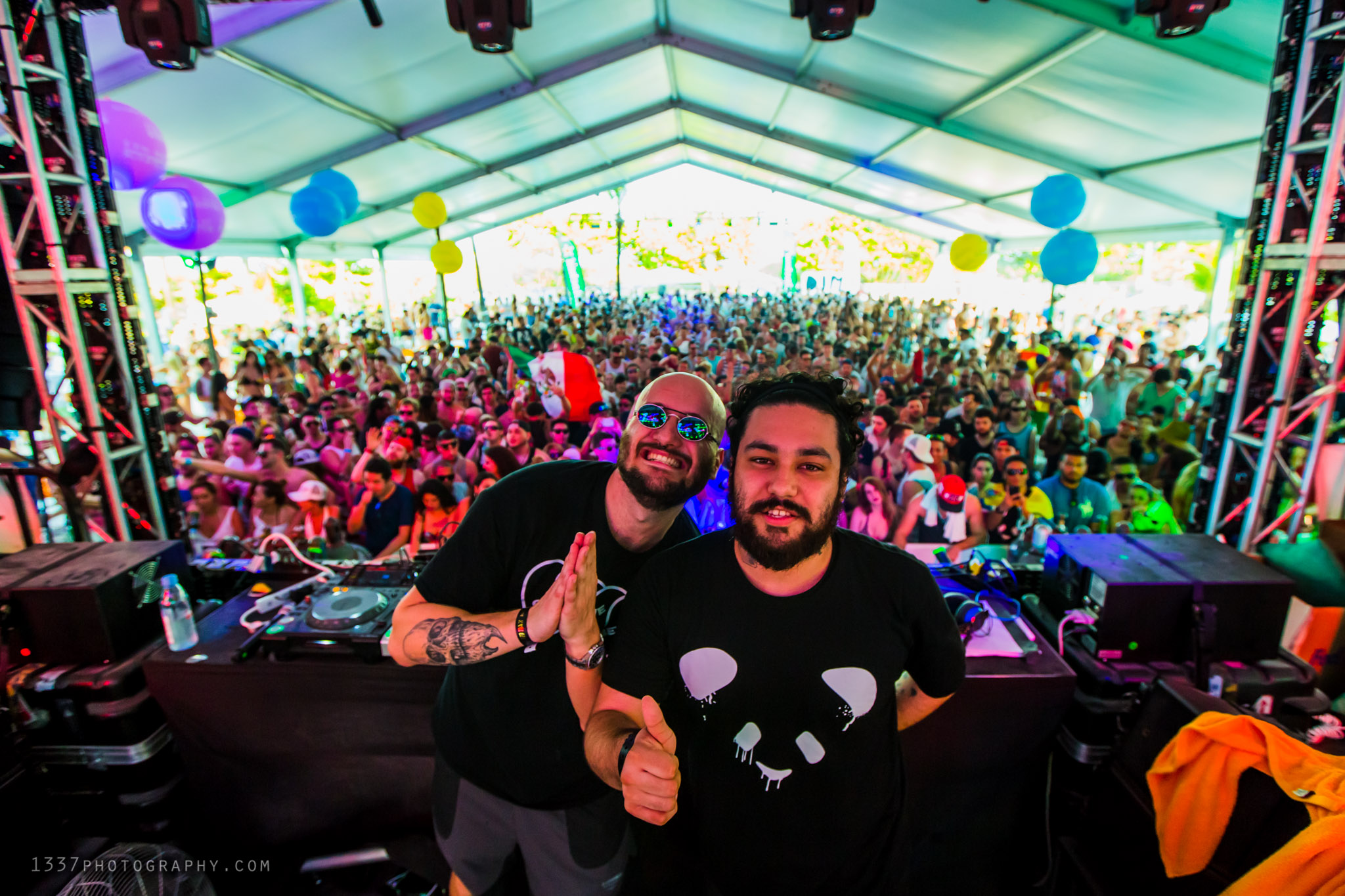Crookers + Deorro