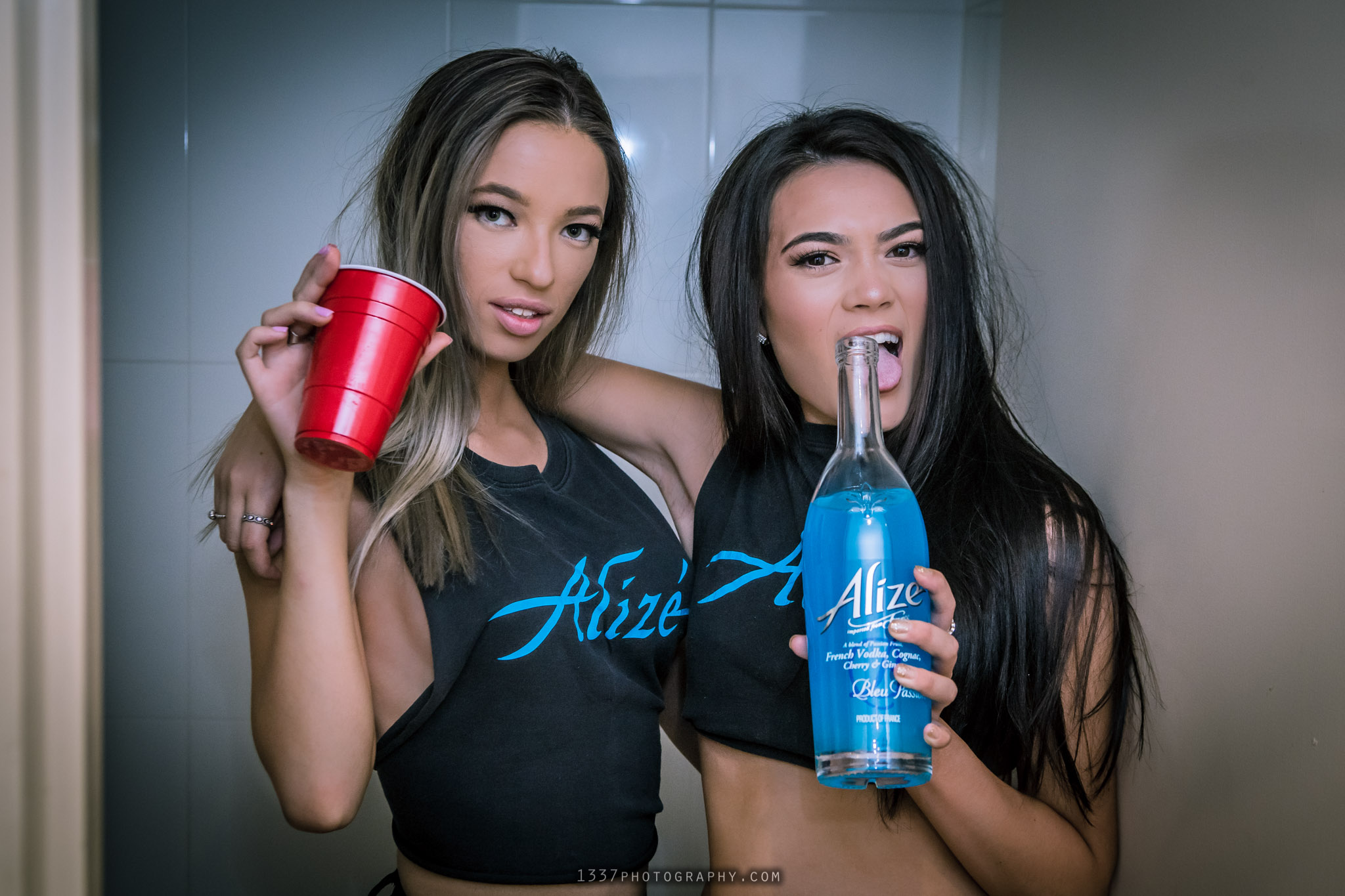 Alize promo shoot