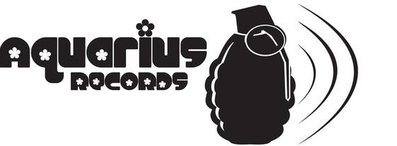 Aquarius Records Logo