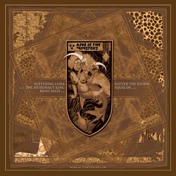 Suffering Luna rear LP Cover