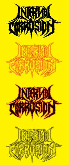 Internal Corrosion Logo Design