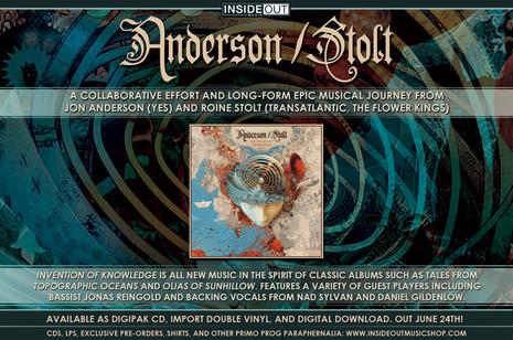 Anderson / Stolt Half Page Ad