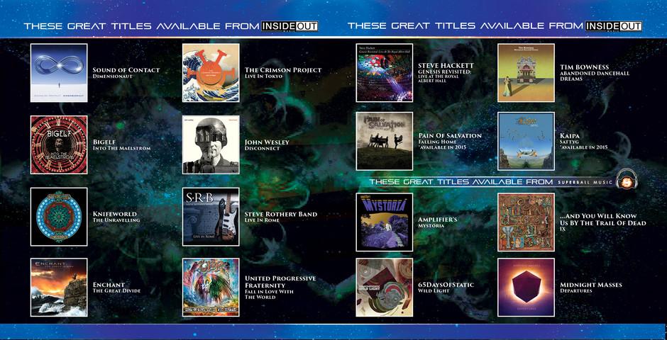 InsideOut Music CD Insert. Pg 2-3