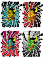 Hannya Tattoo Design