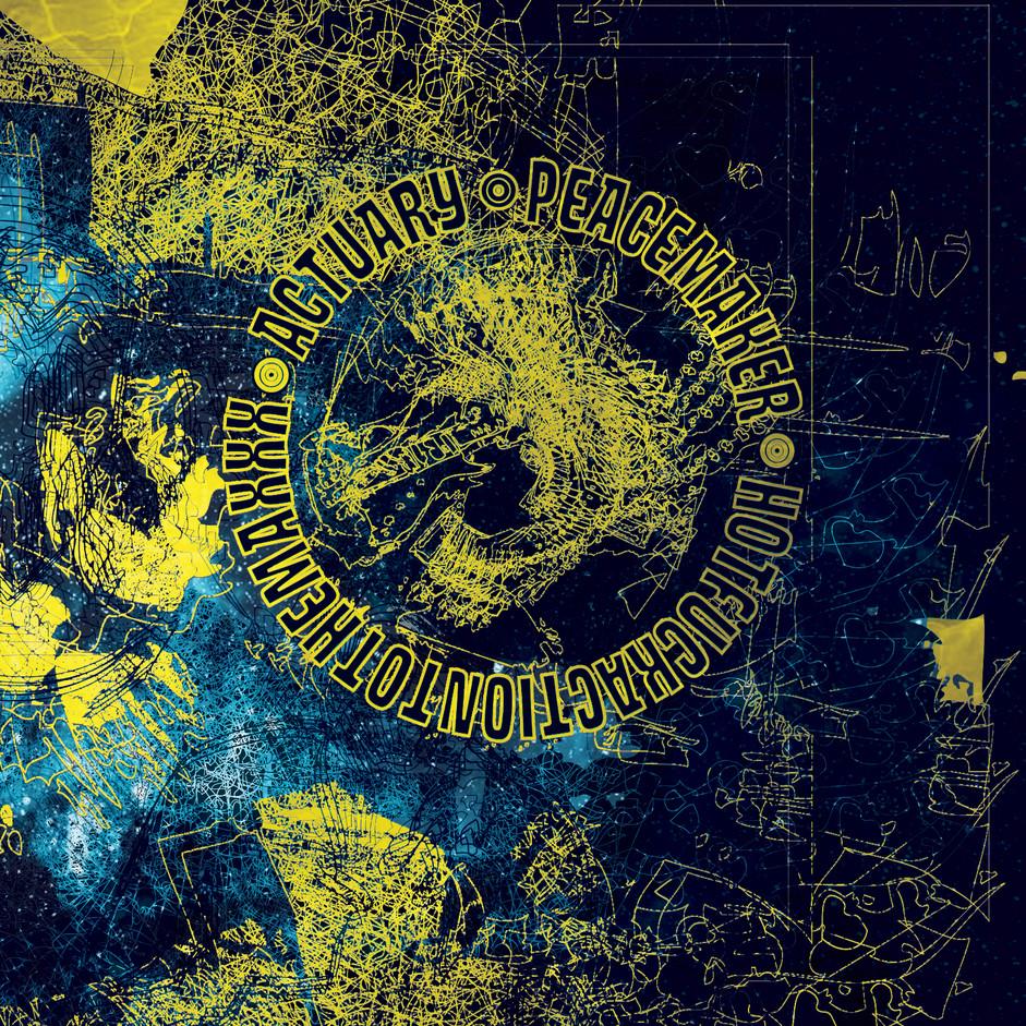Actuary / Peacemaker / HFATTM Cover art