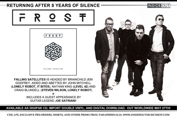 Frost Half Page Ad