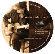 Warren Mansfield CD Design