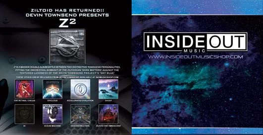 InsideOut Music CD Insert. Pg 1-4
