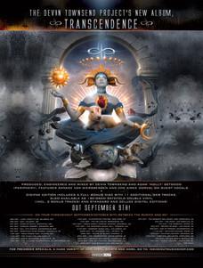 Devin Townsend Project  New Album & Tour Ad