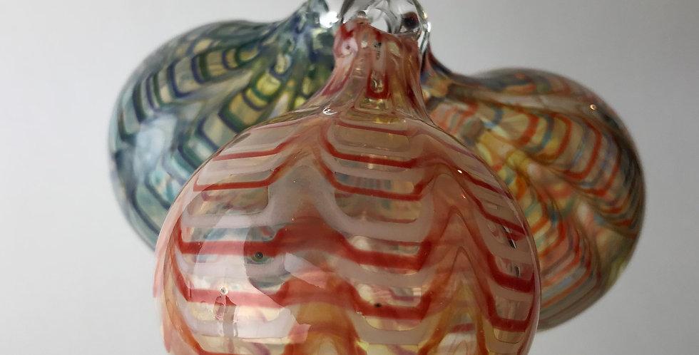 Color Wrap and Rake ornament