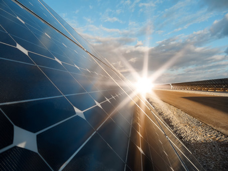 Solar Energy – Risks and Opportunities