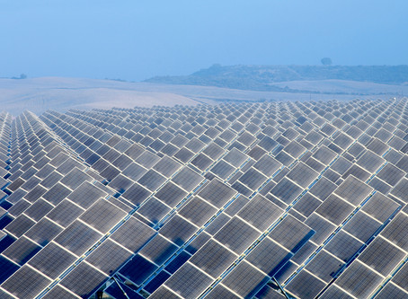 Can Solar Panels be Considered a Crop?