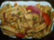 Bariadelli Pasta with marinara sauce4Ga.